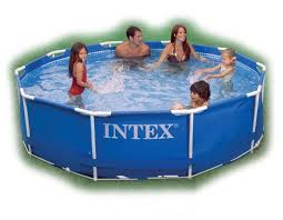 Каркасный бассейн <b>Intex</b> 28200 <b>Metal Frame</b> 305x76 купить ...