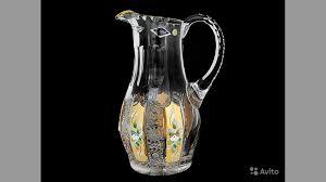 <b>Кувшин для воды</b> Aurum <b>Crystal</b> 1,3 л купить в Псковской области ...
