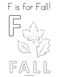 Small Picture kids activities blogs fall coloring pages free fall leaf fall