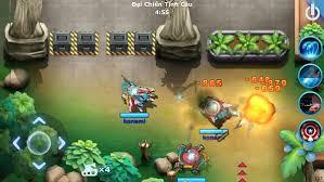 Bang bang game bắn tank đỉnh cao