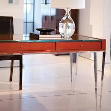 desks with acrylic legs acrylic office desk