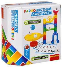 Купить Динамический <b>конструктор BONDIBON</b> Разноцветный ...