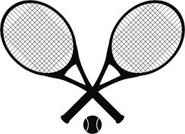 Image result for crossed tennis rackets