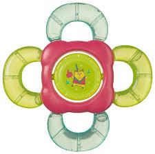 <b>Прорезыватель</b>-<b>погремушка Happy Baby</b> Teether rattle 20011 ...