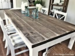 table dining set custom country farm table dining country reinvented collection six person cou