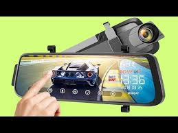 <b>70Mai Rearview Mirror Dash</b> Camera Review - YouTube