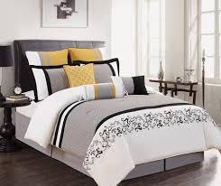 yellow and gray bedroom: pleasurable design ideas gray and yellow bedroom decor amazing cool elegant grey yellow bedroom for sweet