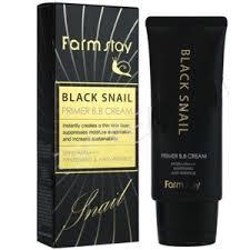 <b>BB крем</b> FarmStay Black <b>Snail</b> Primer <b>B.B Cream</b> SPF50+ PA+++ с ...