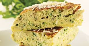 Image result for frittata de courgette