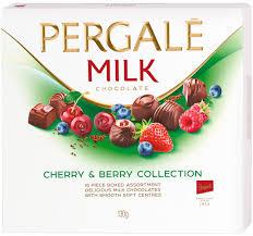 <b>Набор конфет</b> Пергале Коллекция Вишня и ягоды купить в сети ...