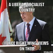Stephen Harper That's Undemocratic Meme Generator - DIY LOL via Relatably.com