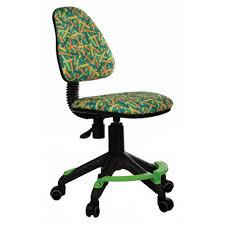 Кресло детское <b>Бюрократ KD-4-F/PENCIL-GN зеленый</b> ...
