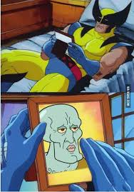 Image - 795300] | Handsome Squidward / Squidward Falling | Know ... via Relatably.com