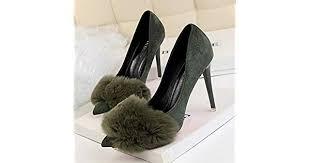 TWOMDE BIGTREE Shoes <b>Women Pumps</b> Spring <b>Women</b> Shoes ...