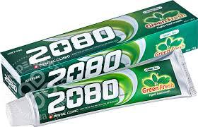 Купить <b>Зубная паста Dental clinic</b> 2080 Зеленый чай 120г с ...