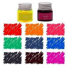 5280 <b>Pink</b> Fountain Pen Ink Bottle - <b>20ml</b> 2019 New | eBay