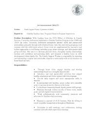 example cover letter disability support worker   job offer letter    example cover letter disability support worker disclosure scotland family support worker resume doc by btb