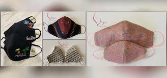 Cloth masks designed by locals <b>spark new fashion</b> trend in Myanmar