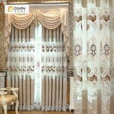 Nice Golden <b>hollow out flowers</b> curtains Egypt's royal Luxury ...