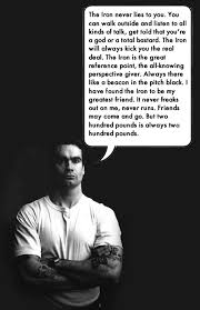Henry Rollins's quotes, famous and not much - QuotationOf . COM via Relatably.com
