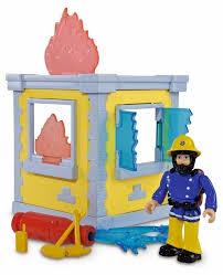 Игровой набор <b>Simba Fireman Sam</b> Маленькая тренировочная ...