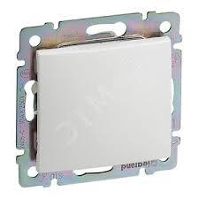 <b>VALENA</b> Выключатель <b>одноклавишный</b> в рамку белый (774401 ...