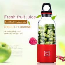 <b>Portable</b> Size USB <b>Electric Fruit Juicer</b> Handheld Smoothie Maker ...