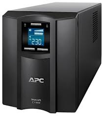 Купить <b>ИБП APC Smart</b>-<b>UPS</b> C, 1000VA, 600W, IEC, черный ...