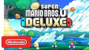 <b>New Super Mario</b> Bros. U Deluxe - Announcement Trailer - <b>Nintendo</b> ...