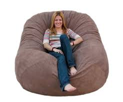 hooks bags bedroom  feet x large earth cozy sac foof bean bag chair love seat