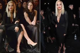 Rita Ora shows off her 'simple-<b>sexy</b>' <b>style</b> at <b>Fashion</b> Week