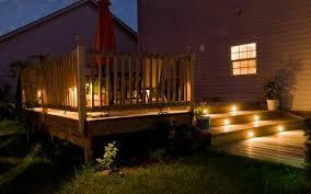 Как организовать освещение в саду — советы в Журнале Маркета