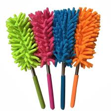 <b>Scalable</b> Clean Duster <b>Car</b> Wash with Dust Brush mini <b>stainless</b>