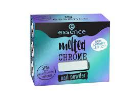 essence <b>Эффектная пудра для</b> ногтей Melted Chrome | Купить в ...
