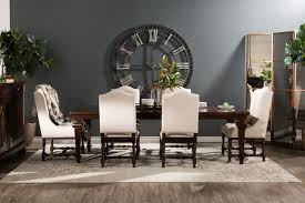 seven piece dining set:  universal proximity seven piece dining set