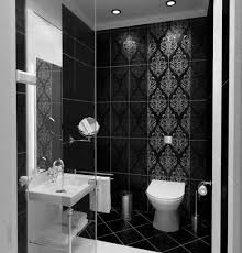 astounding design small bathroom floor plan ideas with diamond shape pattern black floor tiles and combine astounding small bathrooms ideas astounding bathroom