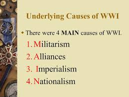 four main causes of world war  essay topics   homework for you four main causes of world war  essay topics   image