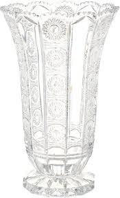 <b>Ваза Crystal Bohemia</b>, БПХ718, высота 35,5 см — купить в ...