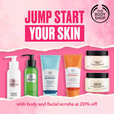 The Body <b>Shop</b> - Rejuvenate the appearance of <b>your skin</b>... | Facebook