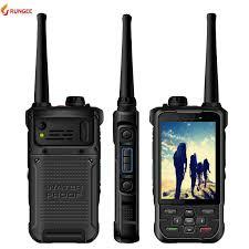 Rungee DMR <b>4G Lte</b> Cornlng Glass Waterproof phone UHF PTT ...