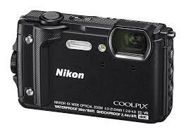 Купить Цифровой <b>фотоаппарат NIKON CoolPix W300</b>, черный в ...
