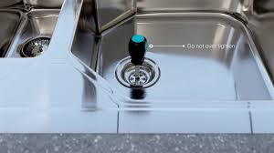 How to Install or Replace a <b>Basket Strainer</b> Sink Waste in a Kitchen ...