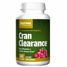 <b>Cran Clearance 100</b> Caps by Jarrow Formulas | eBay