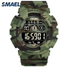 Military Digital Men Watches SMAEL New Fashion Watch ... - Vova