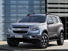 Сколько будет стоить в России новый Chevrolet Trailblazer?