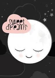 <b>Poster</b> Maan 59x42 cm | <b>Posters</b> | Good night image, Nighty night ...