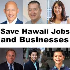 Save Hawaii Jobs and Businesses