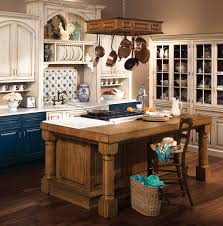 French Country Kitchen Faucet French Country Kitchens Beautiful Tile Backsplash Large Window