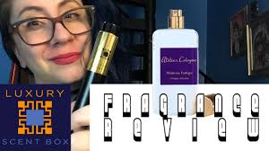 Fragrance Review :: <b>Atelier Cologne Mimosa Indigo</b> | Niche, Unisex ...