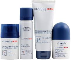 <b>Clarins Men</b> Grooming Essentials Gift Set 250ml в дьюти фри в ...
